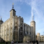 Der White Tower in London (Bild: Stephan Brunker- wikipedia)
