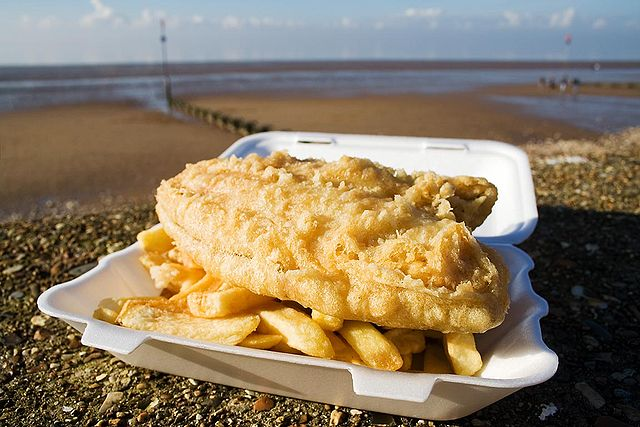 Fisch and Chips