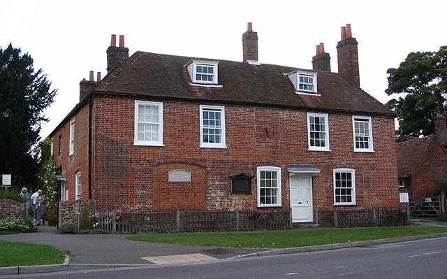 Jane Austens Wohnhaus in Chawton