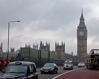 Partnerstädte London und Berlin