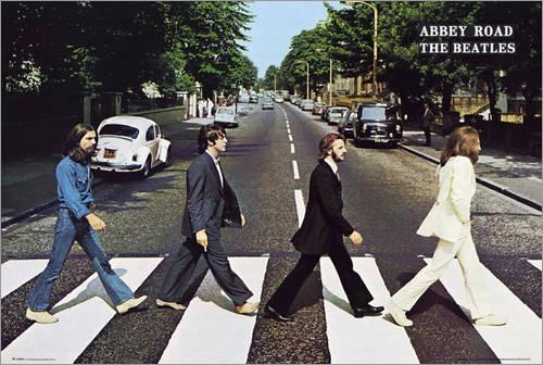 Beatles-Poster